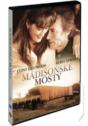 DVD Film - Madisonské mosty