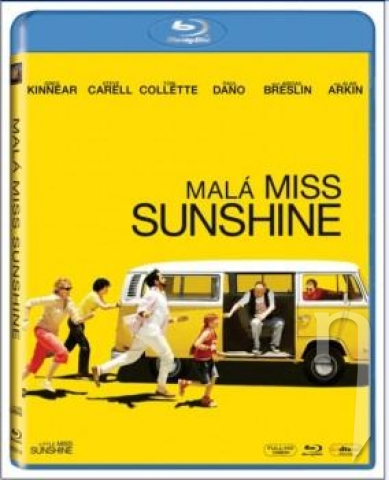 BLU-RAY Film - Malá Miss Sunshine (Blu-ray)