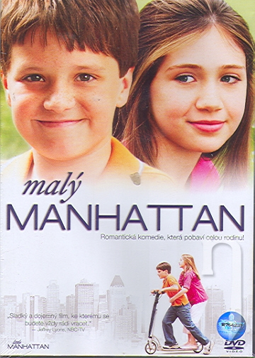 DVD Film - Malý Manhattan