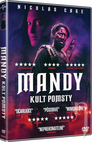 DVD Film - Mandy