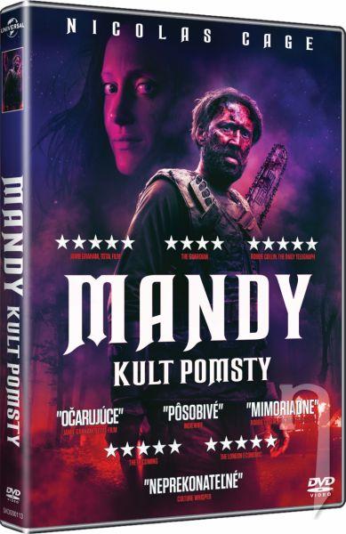 DVD Film - Mandy