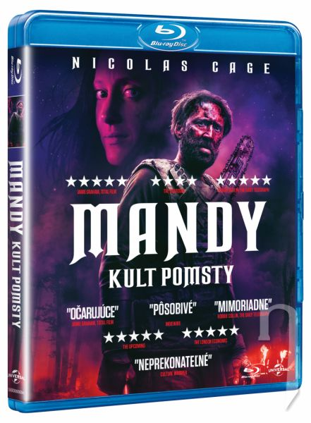 BLU-RAY Film - Mandy