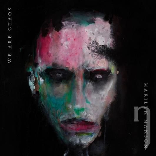 CD - MARILYN MANSON - WE ARE CHAOS
