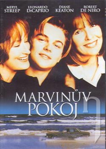 DVD Film - Marvinova izba