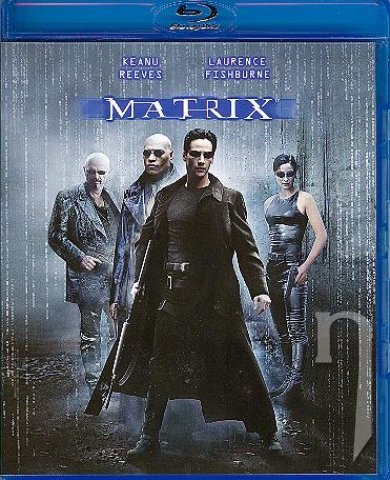 BLU-RAY Film - Matrix (Blu-ray)