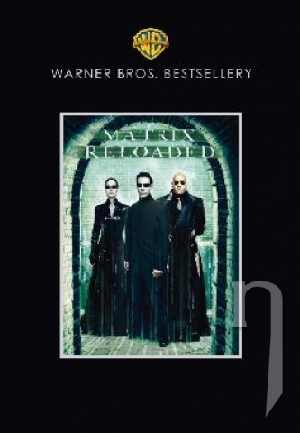 DVD Film - Matrix Reloaded (2 DVD)