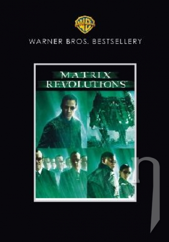 DVD Film - Matrix Revolutions (2 DVD)