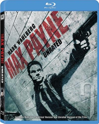 BLU-RAY Film - Max Payne (Blu-ray)