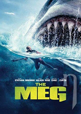 DVD Film - MEG: Monstrum z hlubin