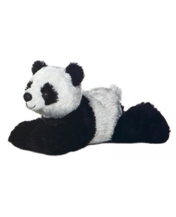 Plyšová panda Mei - Flopsie (20,5 cm)