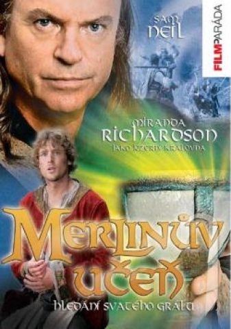 DVD Film - Merlinov učeň (digipack)