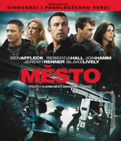 BLU-RAY Film - Mesto (Bluray)