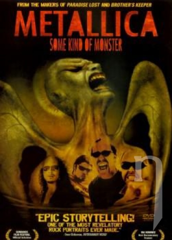 DVD Film - Metallica: Some Kind Of Monster 2DVD