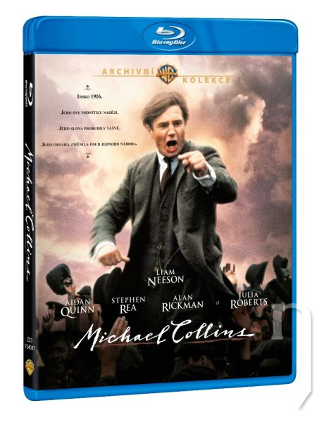 BLU-RAY Film - Michael Collins