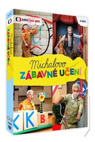 DVD Film - Michalovo zábavné učení