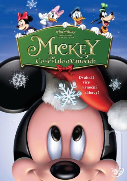 Mickey: Čo sa ešte stalo na Vianoce (DVD)