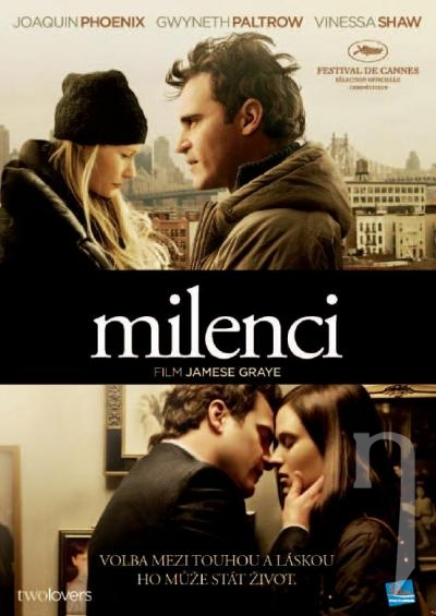 DVD Film - Milenci