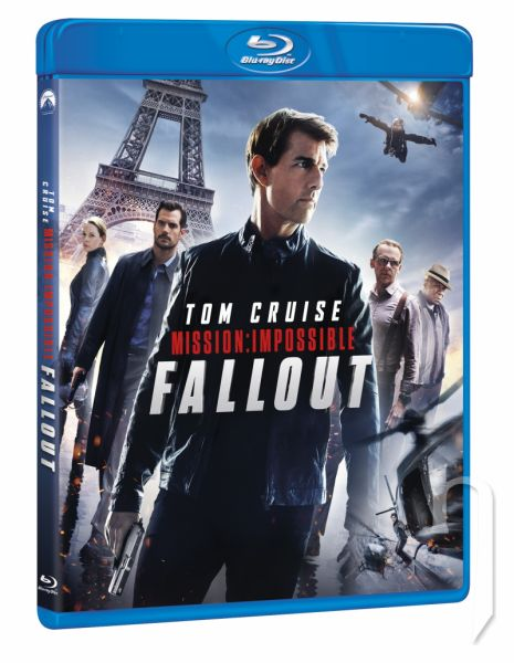 BLU-RAY Film - Mission: Impossible - Fallout