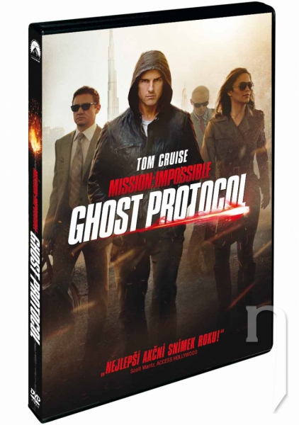 DVD Film - Mission Impossible - Ghost Protocol