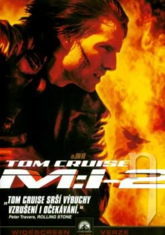 DVD Film - Mission: Impossible II - Cz dabing