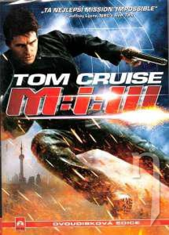DVD Film - Mission: Impossible III. 2 dvd