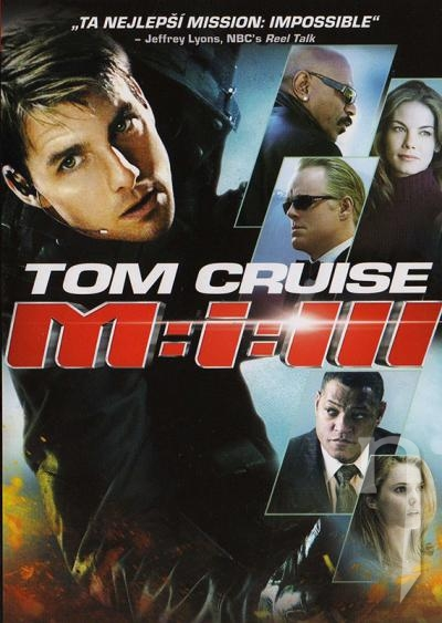 DVD Film - Mission: Impossible III.