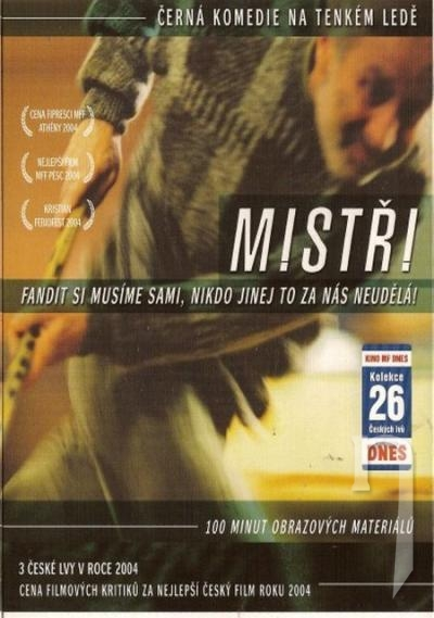 DVD Film - Mistři (slimbox) CO