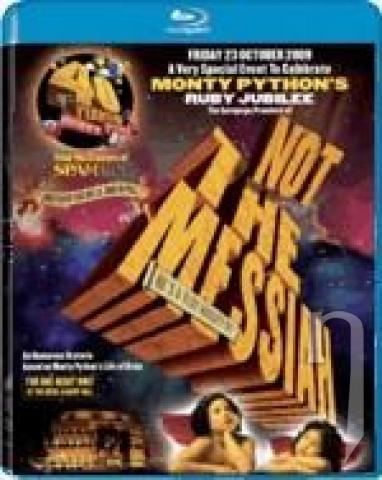 BLU-RAY Film - Monty Python: Čo je to za Mesiáša... (Blu-ray)