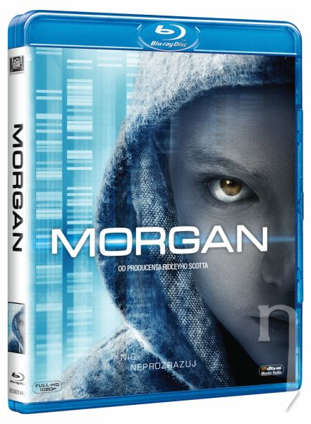 BLU-RAY Film - Morgan