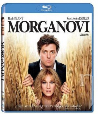 BLU-RAY Film - Morganovci (Blu-ray)