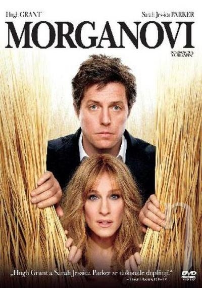 DVD Film - Morganovci
