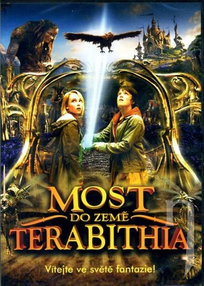 DVD Film - Most do krajiny Terabithia