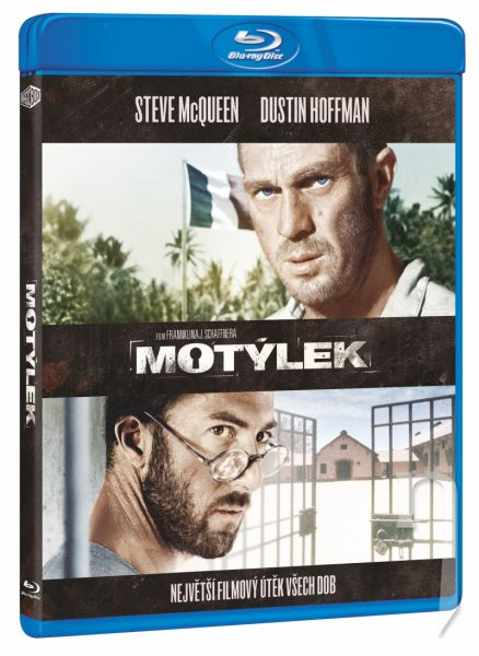 BLU-RAY Film - Motýľ