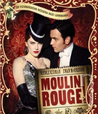 BLU-RAY Film - Moulin Rouge (Blu-ray)