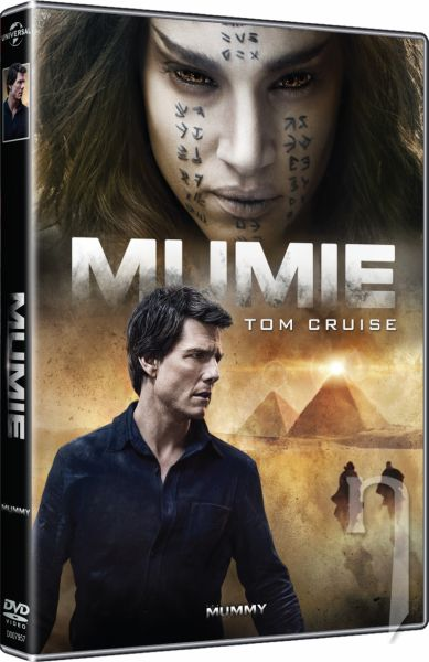 DVD Film - Múmia