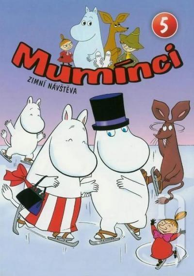 Mumínci 5 (DVD)