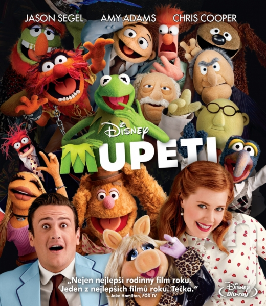 BLU-RAY Film - Muppets