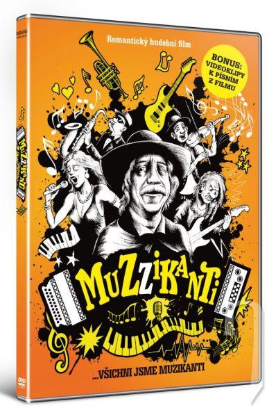 DVD Film - Muzzikanti