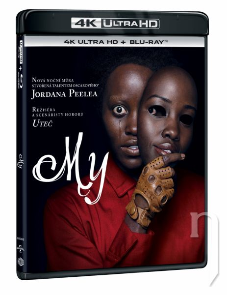 BLU-RAY Film - My (UHD+BD)