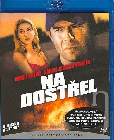 BLU-RAY Film - Na Dostrel (Blu-ray)