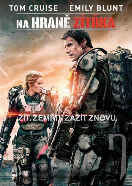DVD Film - Na hraně zítřka