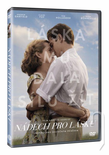 DVD Film - Nádech pro lásku