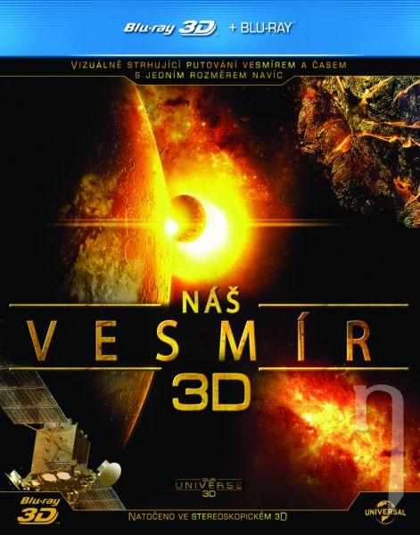 Domov blu ray filmy kategória 3d filmy náš vesmír 3d