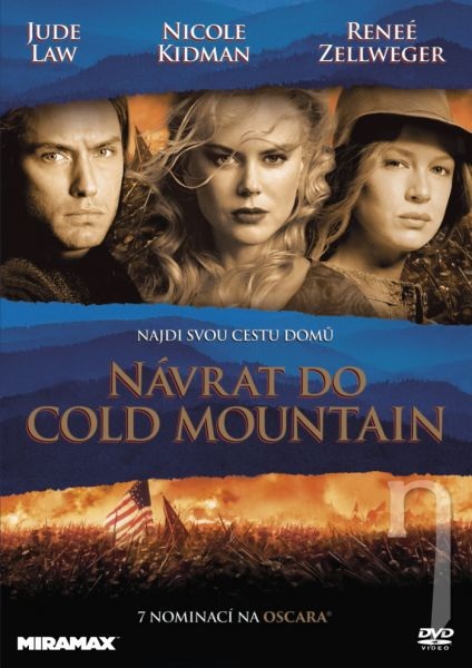 DVD Film - Návrat do Cold Mountain
