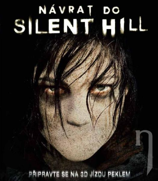BLU-RAY Film - Návrat do Silent Hil 3D