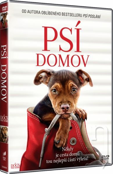DVD Film - Psí domov