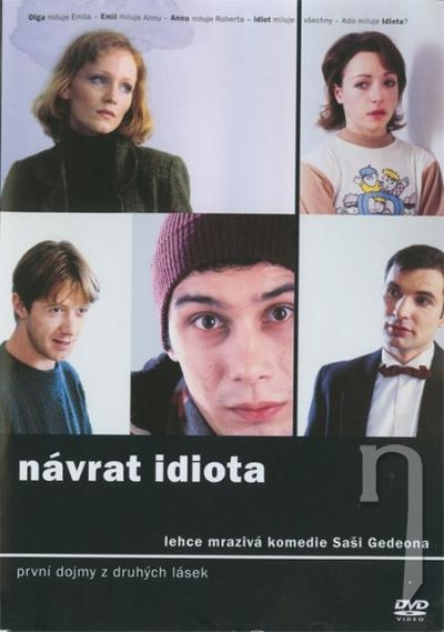 DVD Film - Návrat idiota (slimbox) CO