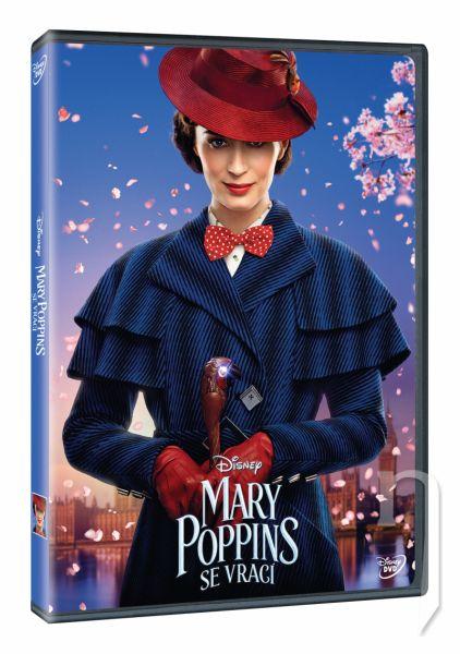 DVD Film - Mary Poppins se vrací