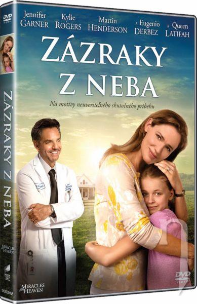 DVD Film - Nebeské zázraky