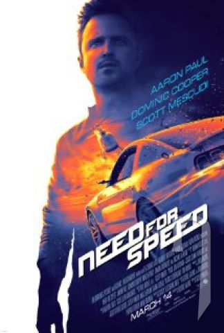 BLU-RAY Film - Need for Speed 3D + 2D (Futurepack)